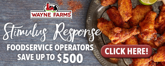 Wayne Farms - Stimulus Rebates